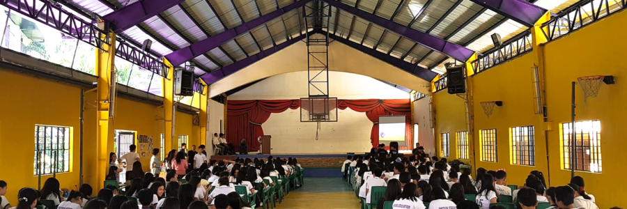 2nd Compass installment held at San Jose Academy